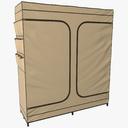 portable closet 3D models