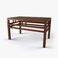 maya craft coffee table