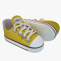 shoe sho 3d model