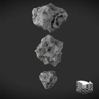 3d meteorites