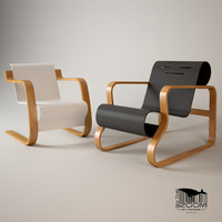 alvar alto chair max free