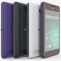 Sony Xperia E1 All Colors