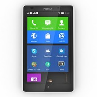 3ds max nokia xl