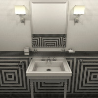 maya set bathroom fixtures