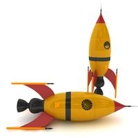 retro rocket max