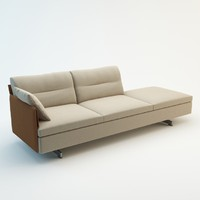 grantorino sofa 3d max