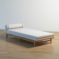 3d daybed sofa