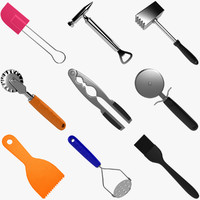 Kitchen Tools Collection 2