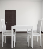 IMS Onda table and IMS G/1280 chair