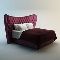 3d grand cru bed model