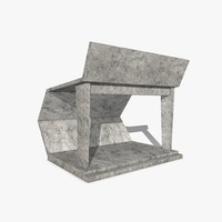 3d beton construction