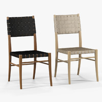 3d model oslo chair -