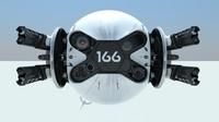 3d model drone oblivion