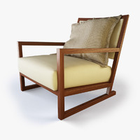 Designer Lounge Chair - B
