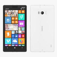 3d nokia lumia 930 - model