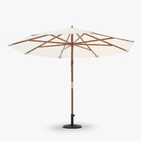 Free standing Outdoor Umbrella