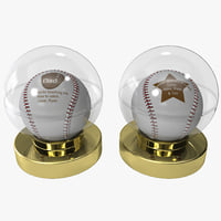 Gift for Dad Baseball Balls Set