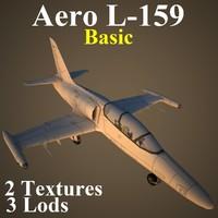aero basic 3d model