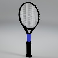 maya tennis racket uv-unwrapped