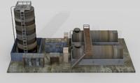 oil tank 3ds