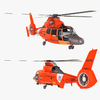 3d search rescue helicopter eurocopter