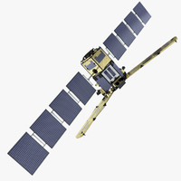 satellite smos obj