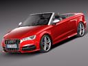 Audi S3 3D models