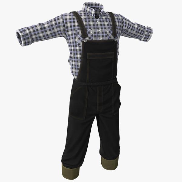 farmer clothes 2