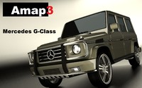 G-Class Mercedes Benz