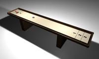 obj shuffleboard shuffle board