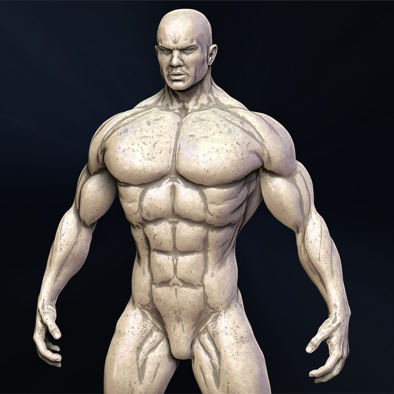 Nude Male Superheros Live 31