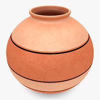 water pot 1 3d max