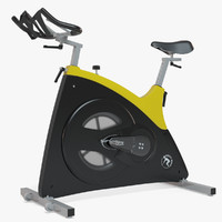 body bike classic supreme 3d model
