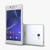 Sony Xperia M2 White