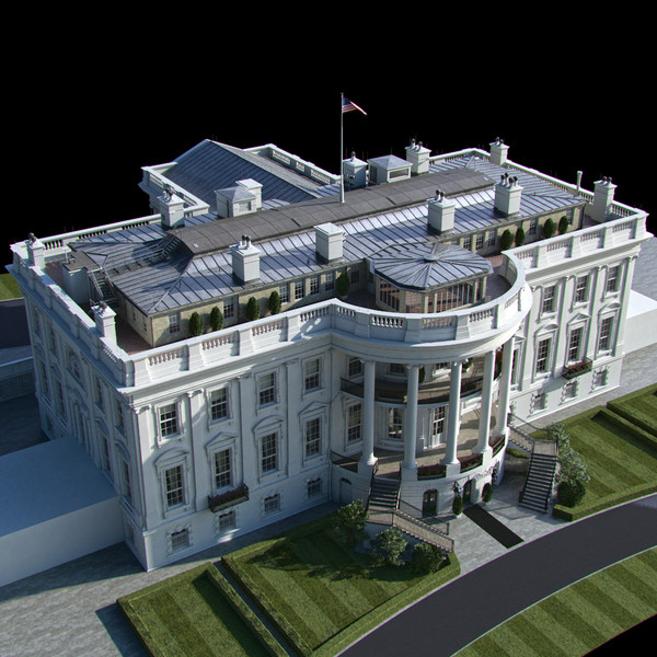 Whitehouse USA V