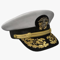 Admiral Hat 2