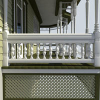 max baluster architectural staircases
