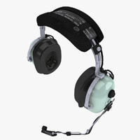 max david clark headsets pilots