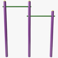maya outdoor pull bars