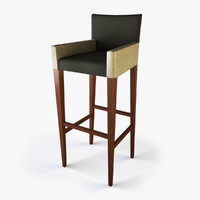Designer Bar Stool With Arms