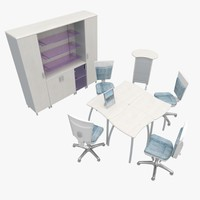 maya office furniture