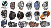 16 watches collection