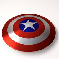 maya captain america shield