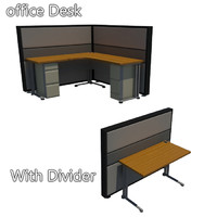 maya office table