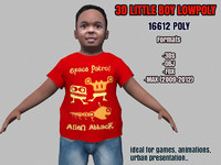 little boy 3d 3ds
