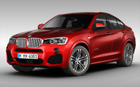 bmw car x4 m 3ds