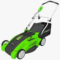 Corded Lawn Mower GreenWorks