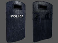 ma ballistic riot shield