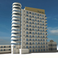 Beach Building 03