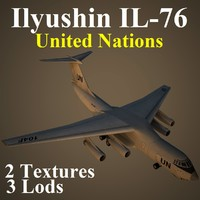 ilyushin united nations max